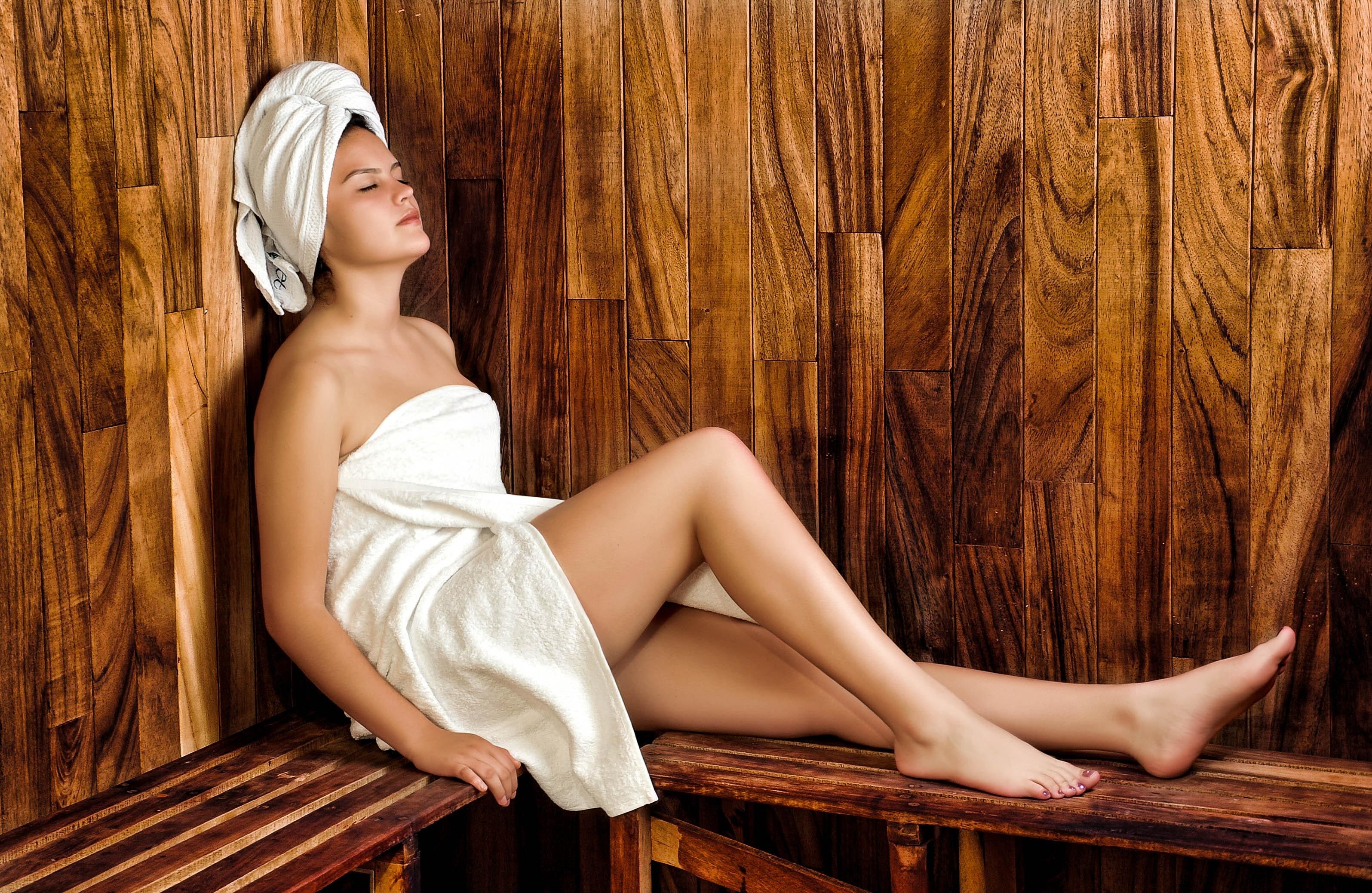 Hoe Werkt Een Houtgestookte Sauna?
