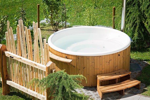 Voordelen Van Een Eigen Hot Tub In Je Tuin